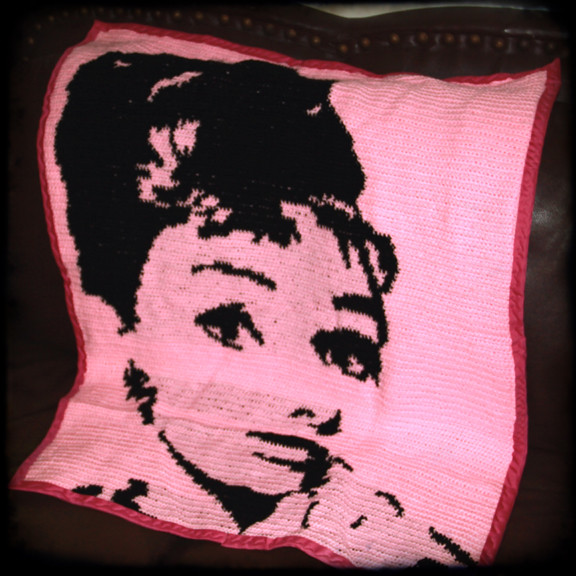 audrey blanket crocheted by pixieval ttv