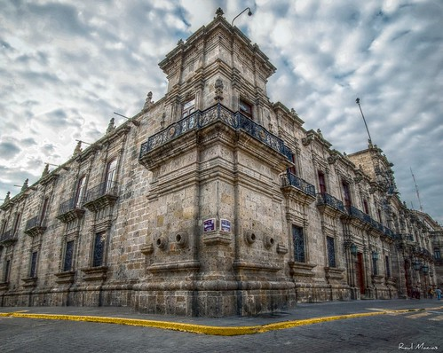 Panoramica, Esquina Calle Morelos y Ramon Corona
