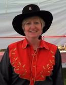 Line Dance Teacher, Hazel Wood