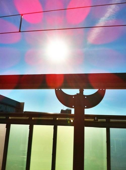 奈良の太陽 - 2010.08.30