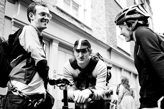 Fixed Gear London Check Point Race No 3