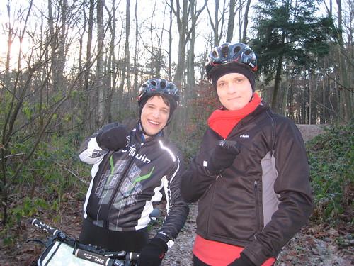 twee jongens op avontuur