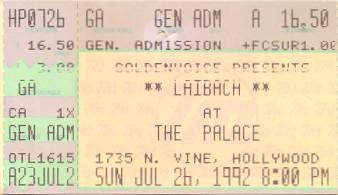 Laibach, Palace