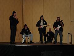 Tom Edwards - CES 2008 Rock Band Battle - 1