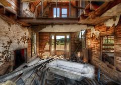The Abandoned Farmhouse
