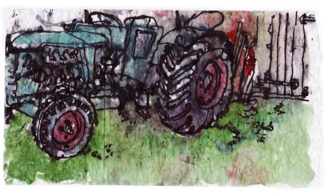 deutz tractor