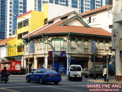 Pertain Road in Singapore