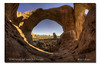 Arches National Park. Double Arch. 9-29-2010 by bruce.ellingson