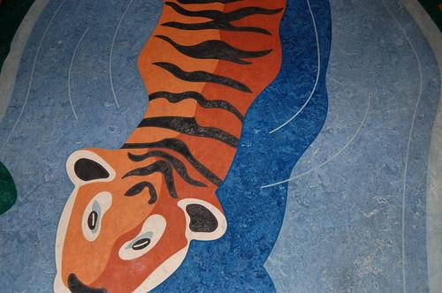 Tiger tiles (by Alder