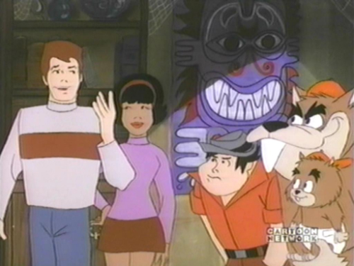 Fangface and the gang