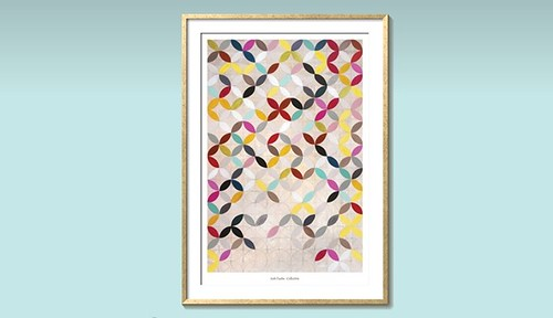 Jodi Fuchs print DC's room