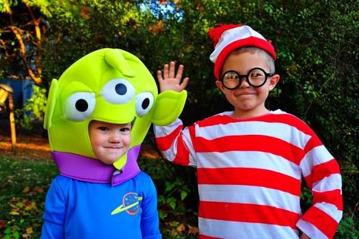 Waldo and Alien