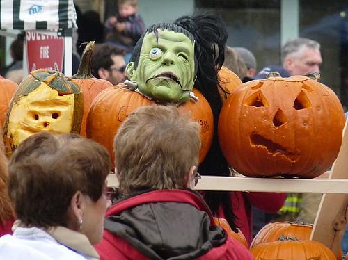 Franken-pumpkin