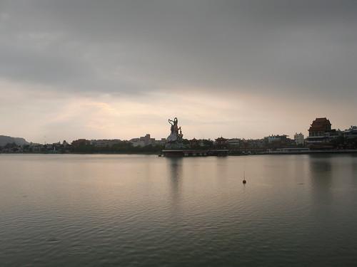 Lotus Lake Kaohsiung Sun Set