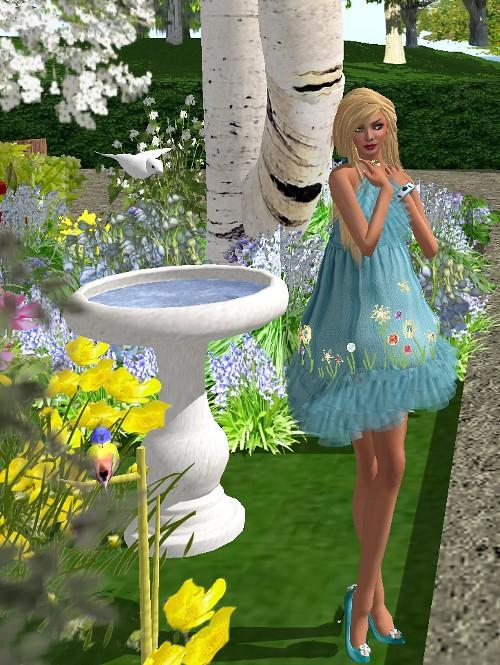 Jasmine B 52 weeks of colour 2 blue 2 171110