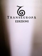 Franco Buffoni, Laico alfabeto in salsa gay piccante, Transeuropa 2010; Art director: Floriane Pouillot, occhietto (part.), 1