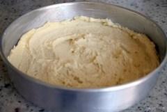 92. Torta simples de pera