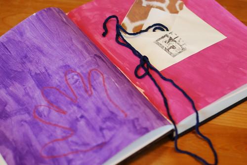 elliott's art journal