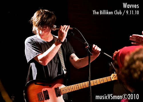 Wavves @ The Billiken Club - 9.11.10