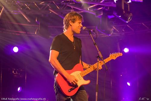 3Js op Berghuisfestival in Kampen (01-10-2010).