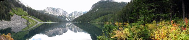 Eaton Lake Panoramic