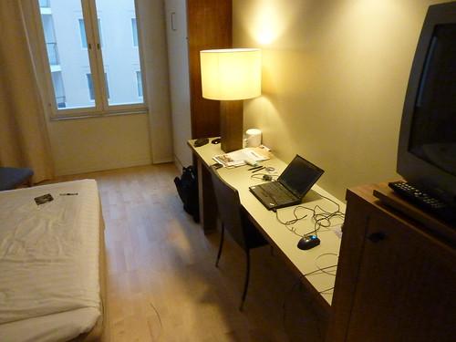 Scandic Crown Hotel Gothenburg Sweden Room 429 (2)