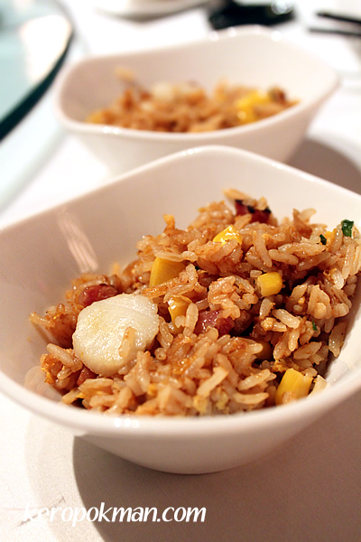 Special Rice with Conpoy Scallops