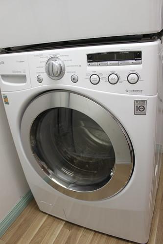 New Washer Dryer!