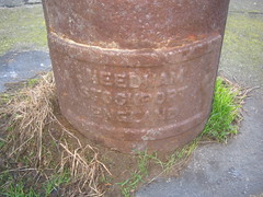 Park Avenue Stench Pipe, Redcar