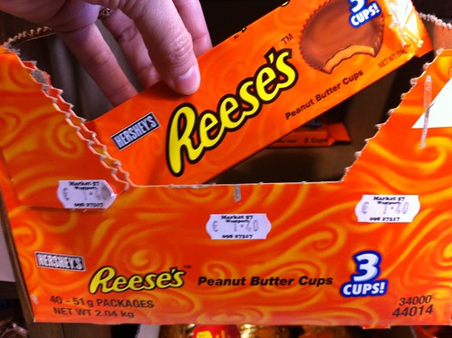 Reese's Peanut Butter Cups in Ireland