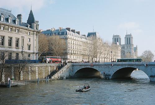 Scene at the Seine
