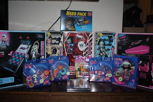 34/365 Toy Spree!
