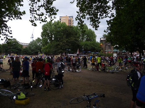 Loads of bikes