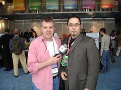 Tom Edwards with MajorNelson