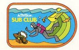 Sub Club Badge
