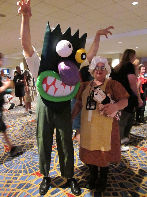 Need Halloween Costume Ideas? Look at these from DragonCon