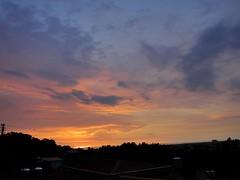 夕陽‧黃昏
