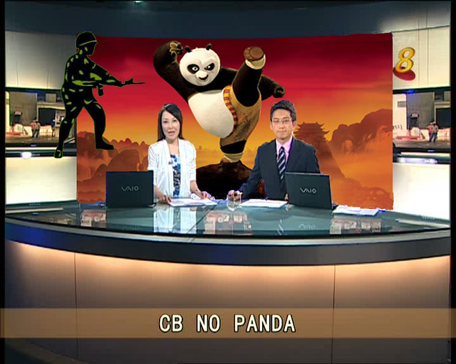 Got Kungfu Panda