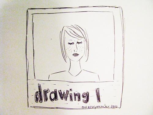 Drawing I part 4.