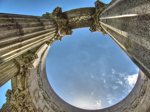 Pulgas Water Temple (HDR)