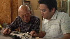 One Big Hapa Family - Jeff & Grandpa