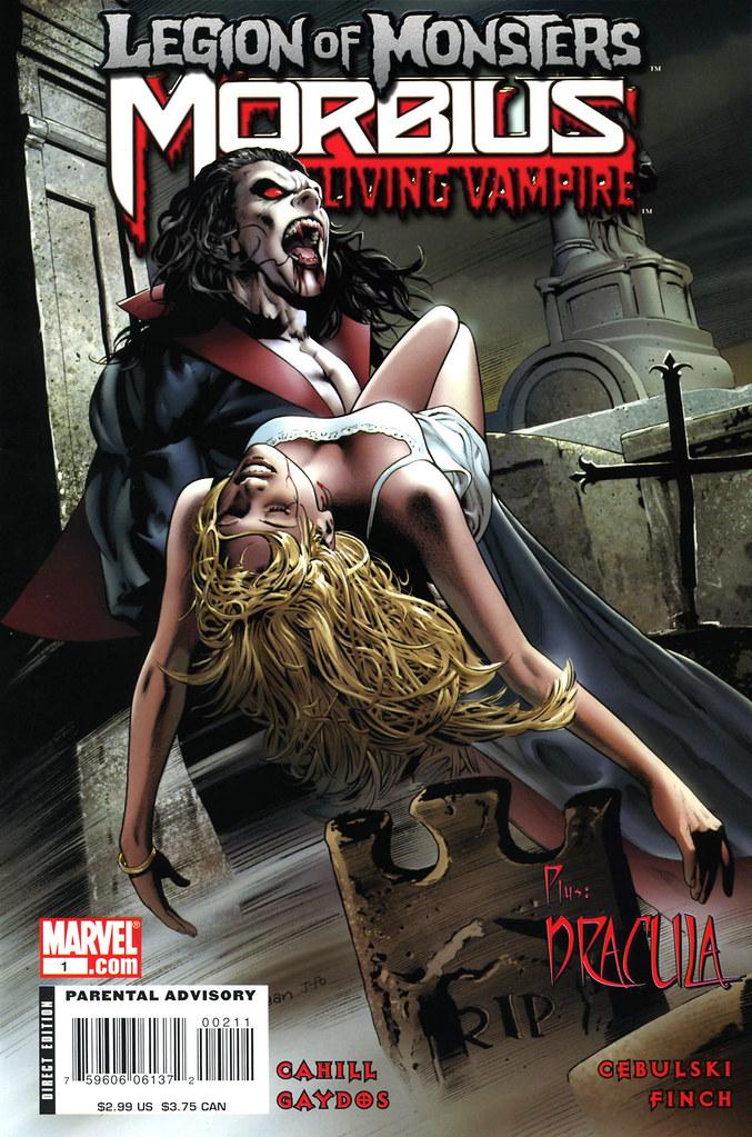 LOM: Morbius #1