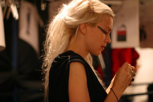 Katie Gallagher Backstage 35