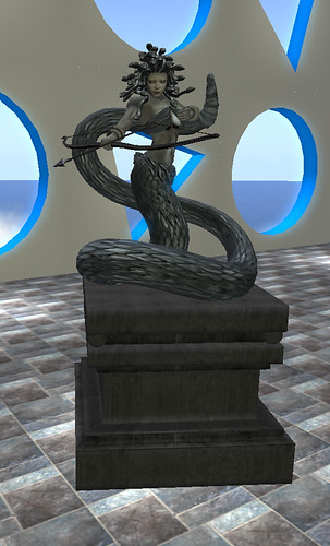 Medusa's Gaze by pravda Core: 1st Prize People's Choice Award, IMAGINE Art - Non Scripted