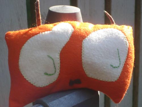 felix's owl softie