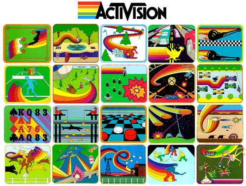 Activision logos