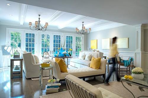 Elizabeth Kimberly Design living room