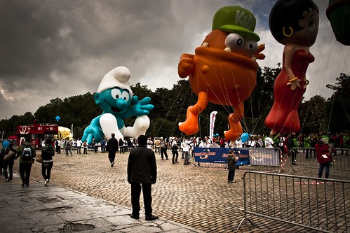 Balloon's Day Parade, Brussels - Photo : Frederic Giet (Gilderic)