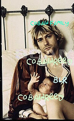 kurt cobain and frances bean