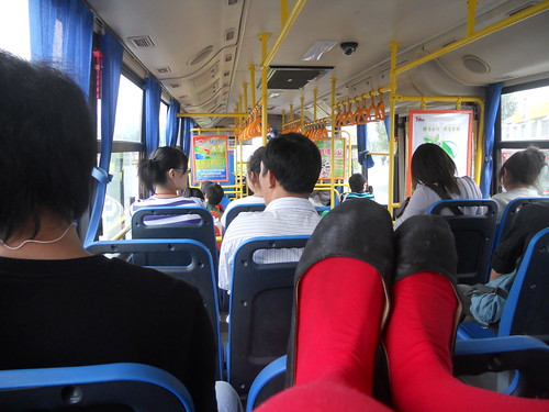 bus to suzhou